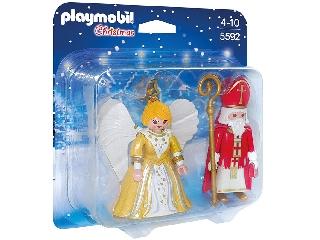 Szent Miklós és a Karácsony angyala 5592