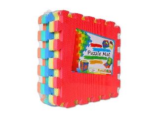Színes szivacs puzzle