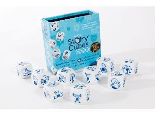 Sztorikocka (kék) Story Cubes Actions