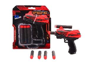 Tack Pro szivacslövő pisztoly - 15 cm