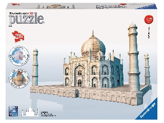 Taj Mahal 216 db-os 3D puzzle