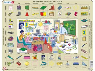 Tanuljunk angolul 6 - a tanteremben En6