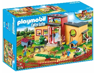 Playmobil - Tappancs állathotel