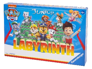 Társasjáték - Mancs Őrjárat Labirintus