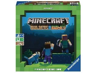 Társasjáték - Minecraft