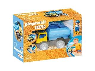 Playmobil homokozós Tartálykocsi