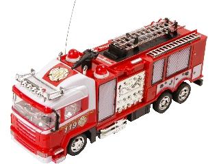 Távirányítós tűzoltóautó