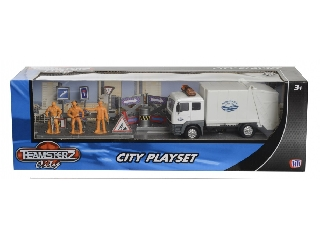 Teamsterz városi karbantartó szett