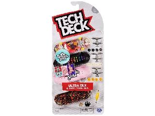 Tech Deck 4-es csomag Thank you