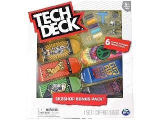 Tech Deck - Gördeszka válogatás flip