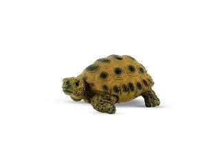 Teknős bébi figura