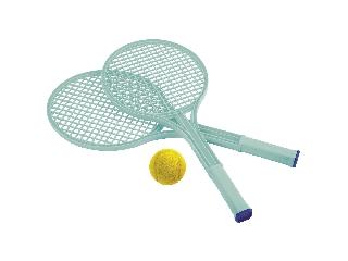 Tennisz játékszett - különböző szín