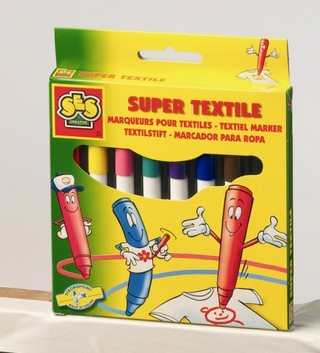 Textilfilc, 8 színű