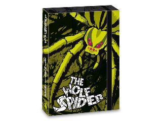 The Wolf Spider füzetbox A/5
