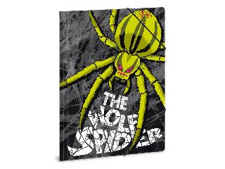 The Wolf Spider gumis dosszié A/4