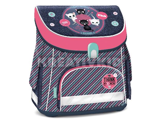 Think-Pink kompakt easy mágneszáras iskolatáska + tolltartó + tornazsák