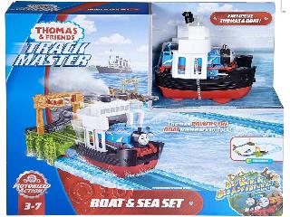 Thomas a tengernél pályaszett - tengeri kaland