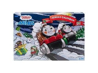 Thomas adventi naptár 24db mozdonnyal