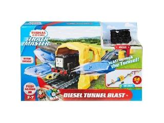 Thomas és barátai: Diesel áttörés az alagúton játékszett
