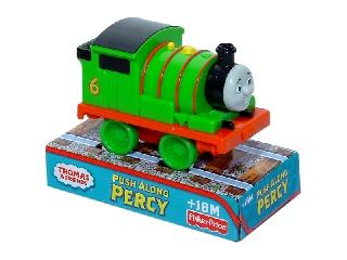 Thomas és Barátai deluxe karakter kis vonat Percy