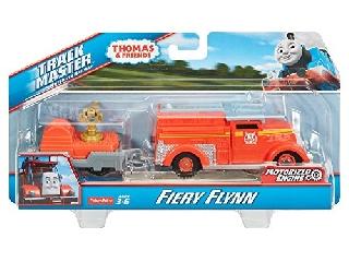 Thomas és barátai - Fiery Flynn Trackmaster mozdony