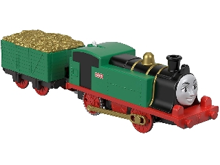 Thomas kedvenc motorizált kisvonatok - Gina