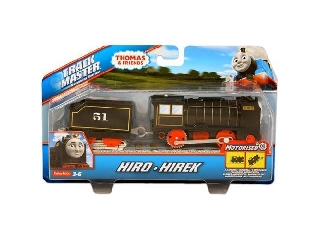 Thomas kedvenc motorizált kisvonatok - Hiro