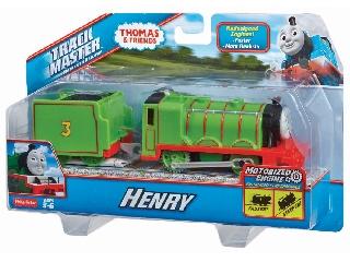 Thomas motorizált  kisvonatok - Henry
