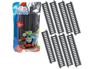 Thomas TrackMaster egyenes sín csomag 8 darabos
