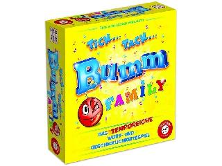 Tick...Tack...Bumm Family társasjáték
