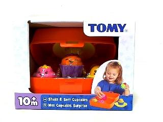 Tomy - Muffin válogató bébijáték