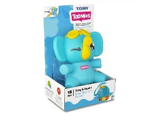 TOMY - Daloló-spriccelő elefánt