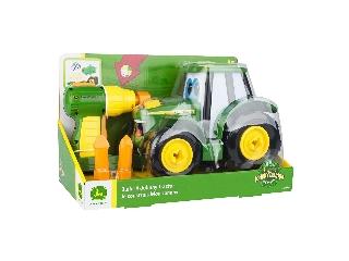 TOMY Építs Johnny traktort