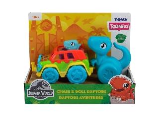 Tomy Toomies: Jurassic World Dínó járgány