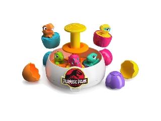 Tomy Toomies: Jurassic World pörgő dínó tojások