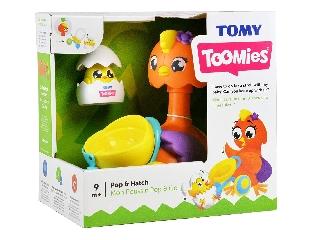 TOMY - Tyúkanyó kikelő tojással