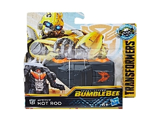 Transformers BumbleBee Energon Power Series - Autobot Hot Rod