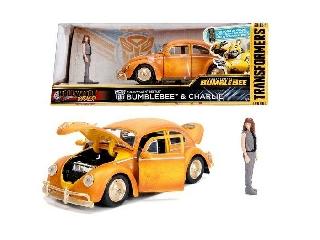Transformers Bumblebee VW Beetle 1:24