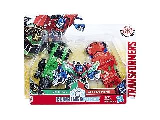 Transformers Combinerforce Grimlock és Optimus Prime