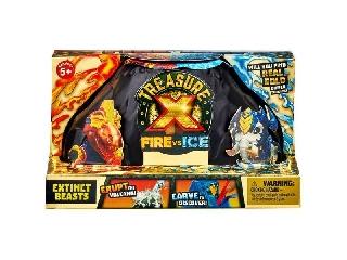 Treasure X – A tűz és a jég harca – Fenevad