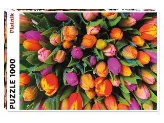 Tulipánok 1000 db-os puzzle