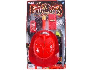 Tűzoltó jelmez kiegészítő készlet