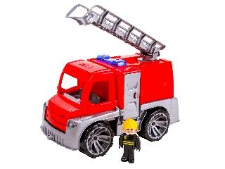 Tűzoltóautó játékszett, 28 cm