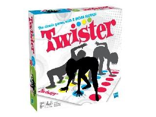 Twister két új mozdulattal