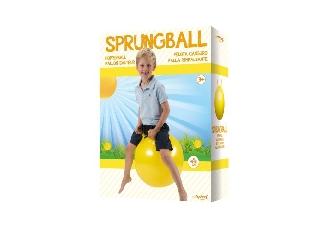 Hopperball ugráló labda sárga