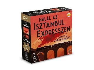 University Games, Halal az Isztambul expresszen, a puzzle a rejtely kulcsa, 1000 db