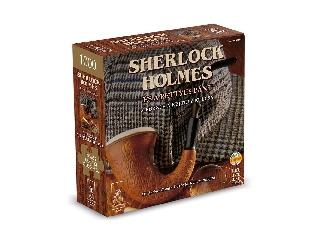 University Games Sherlock Holmes és a pettyes pánt ,puzzle a rejtély kulcsa