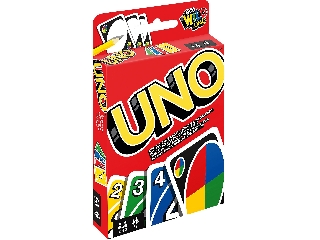Uno kártya - Get Wild Uno