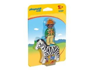 Vadőr és a zebra