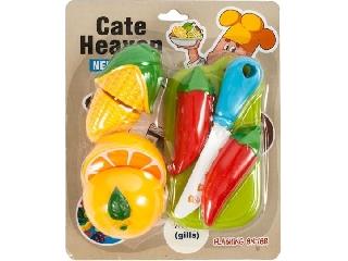 Vágható gyümölcsök és zöldségek